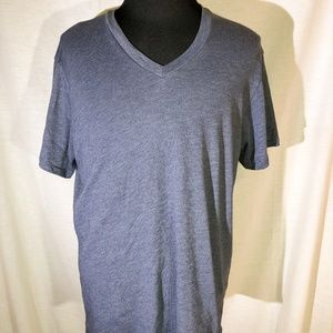 Alternative Apparel Men's Deep V-Neck T-Shirt